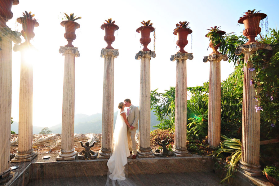 Latest wedding pictures at Villa Caletas