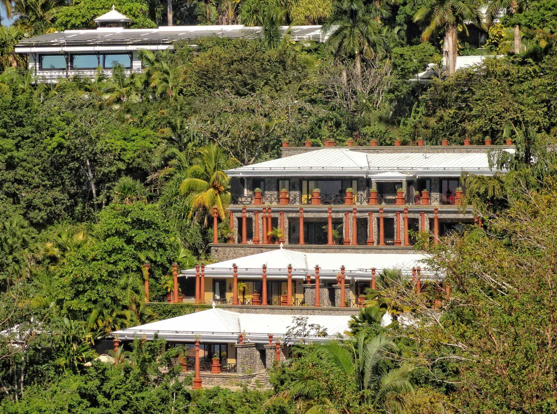 view of junior suite superior at Villa Caletas