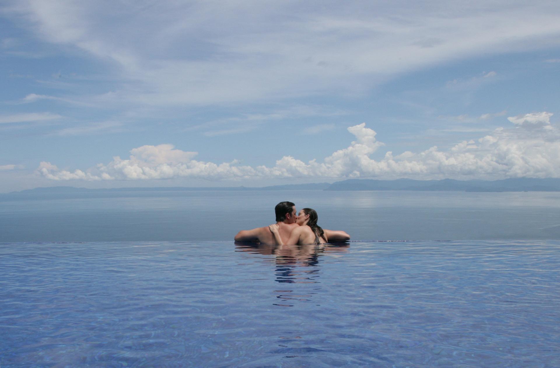 romance at Villa Caletas