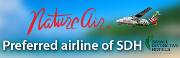 We love to fly with nature air