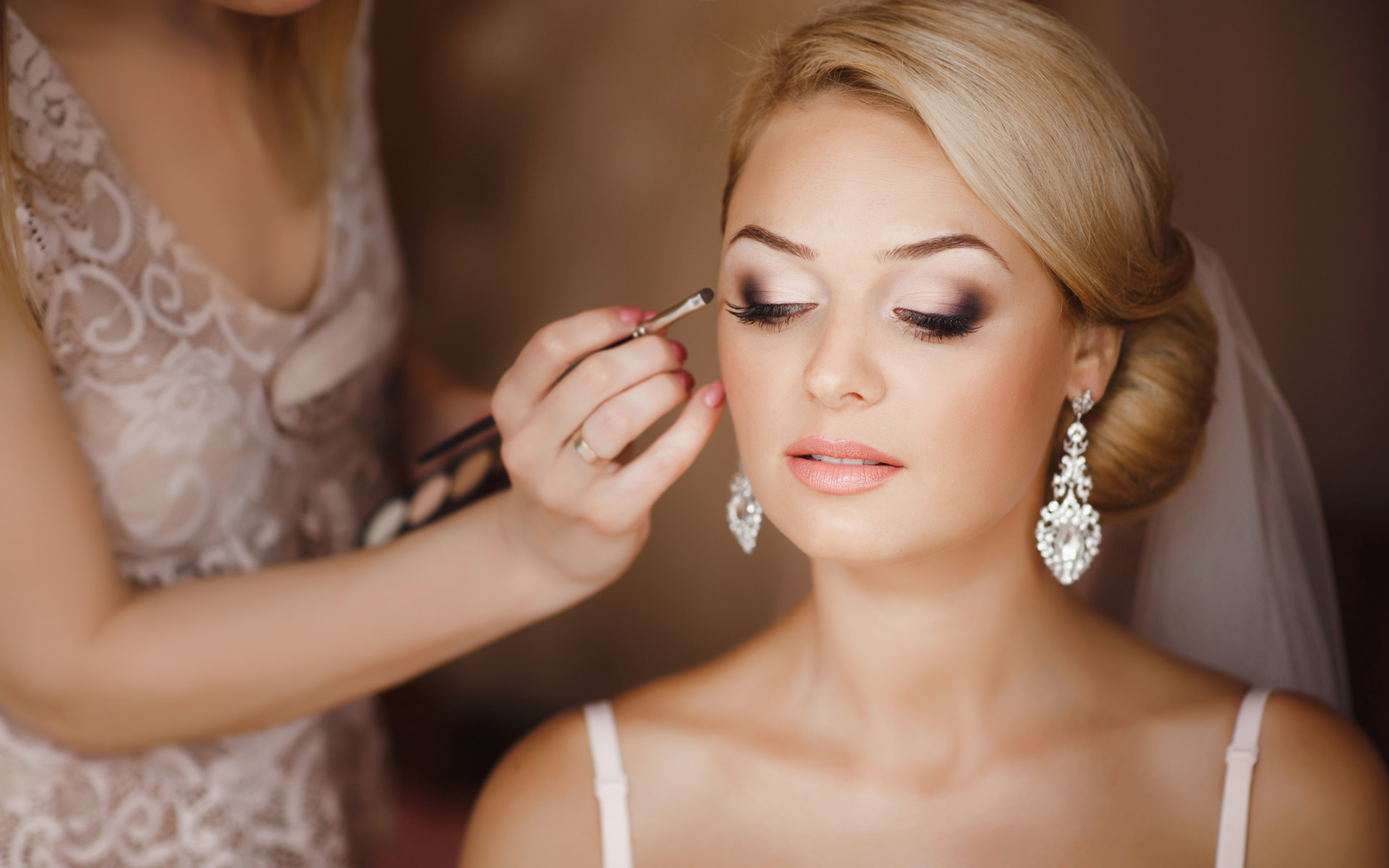 Villa Caletas make up Wedding