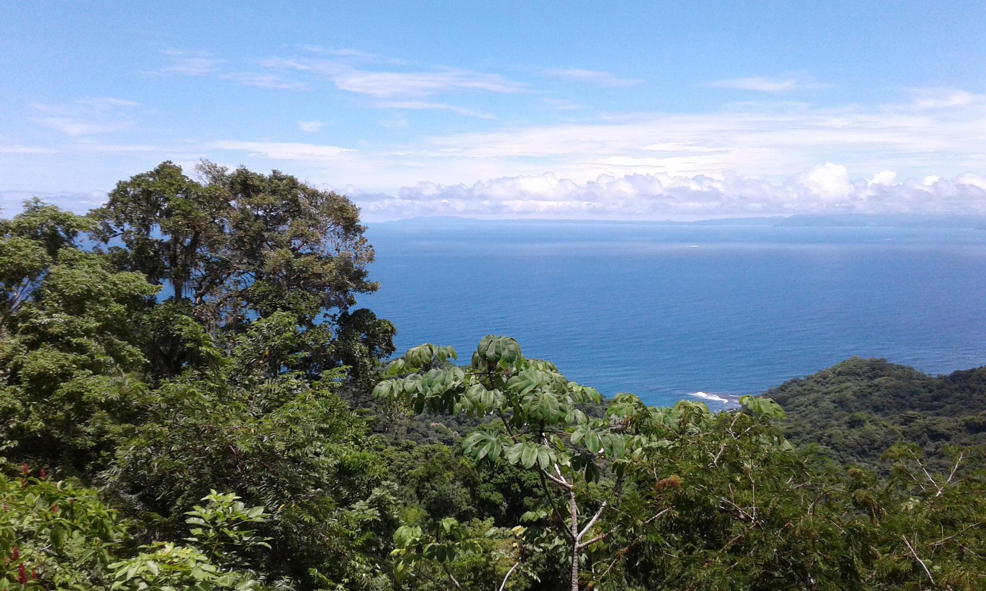 ocean view at Hotel Villa Caletas