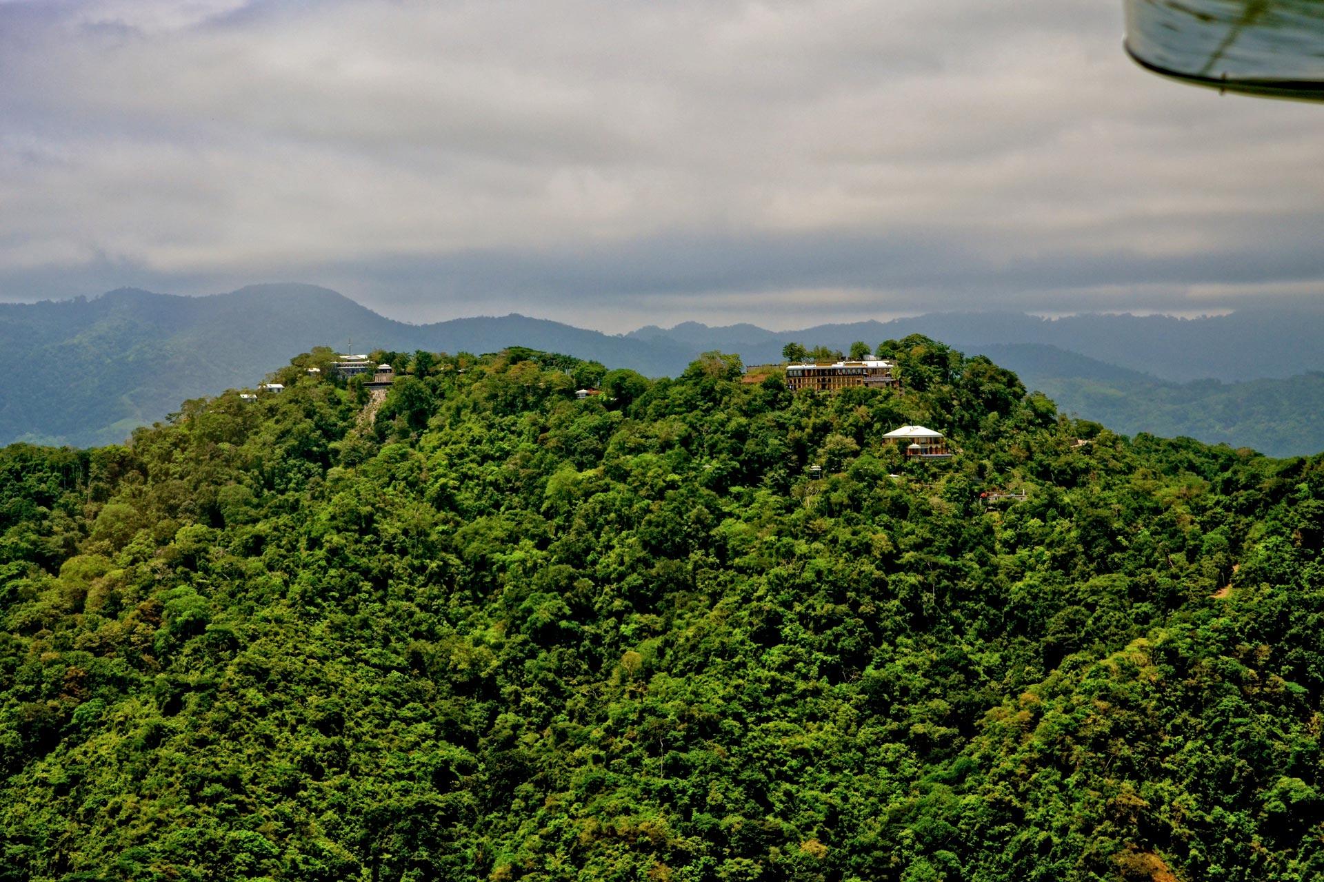 view of Hotel Villa Caletas