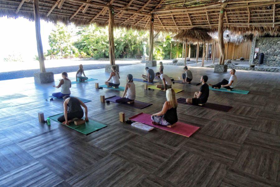 One Day Yoga Retreat at Villa Caletas