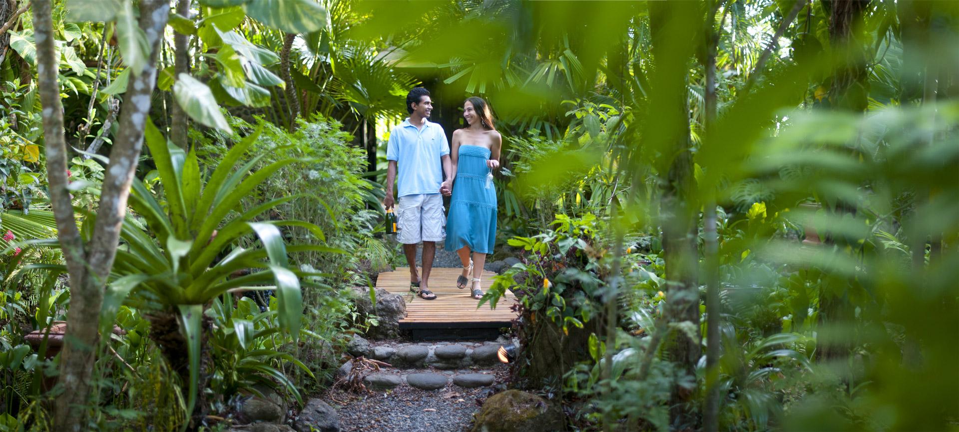 Garden Walk Inn: VILLA CALETAS HOTEL